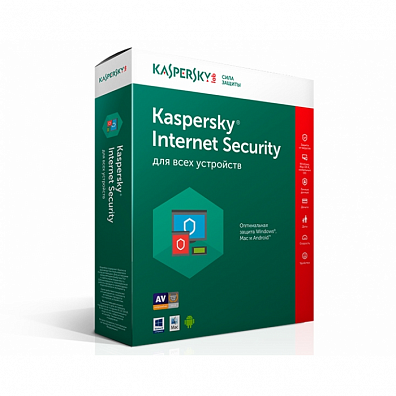 Kaspersky Internet Security для 5 устройств